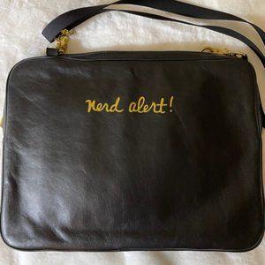 "Rebecca Minkoff ""Nerd Alert"" Laptop Bag"